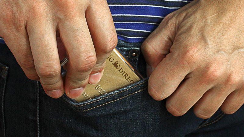 Slide it in your pocket